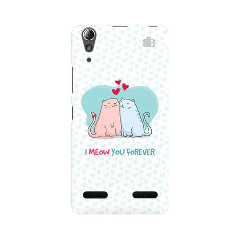 Meow You Forever Lenovo A6000 Phone Cover