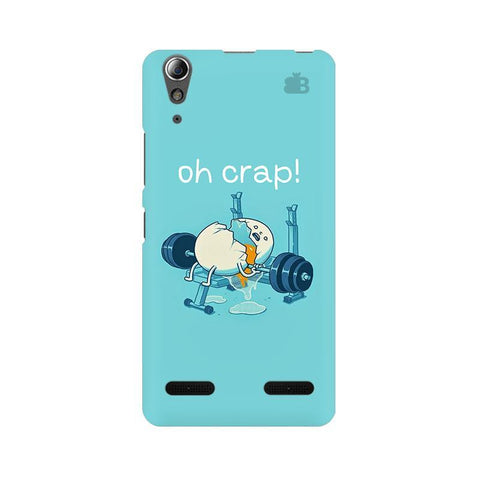 Oh Crap Lenovo A6000 Phone Cover