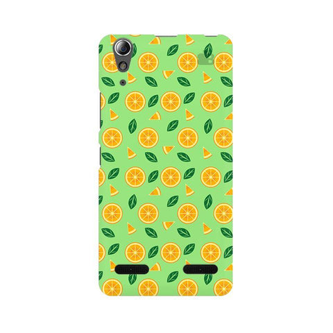 Oranges Lenovo A6000 Phone Cover