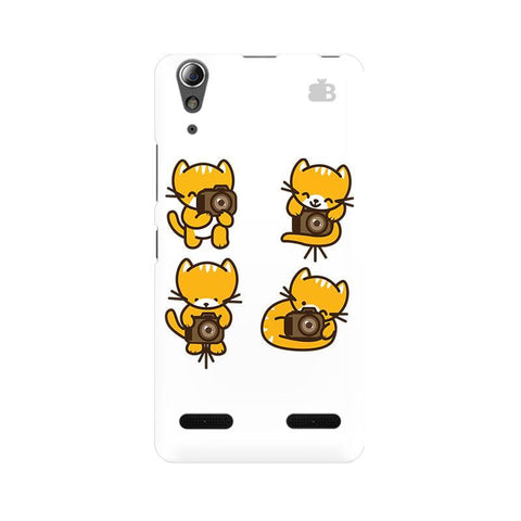 Photographer Kitty Lenovo A6000 Phone Cover
