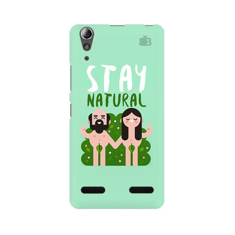 Stay Natural Lenovo A6000 Phone Cover