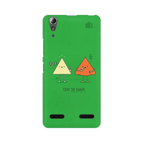Stay in Shape Lenovo A6000 Phone Cover