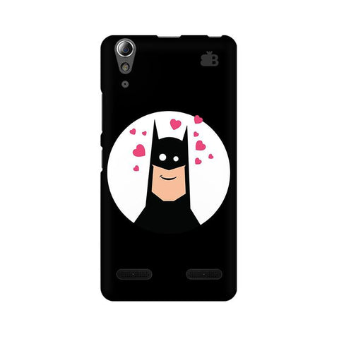 Superhero in Love Lenovo A6000 Phone Cover