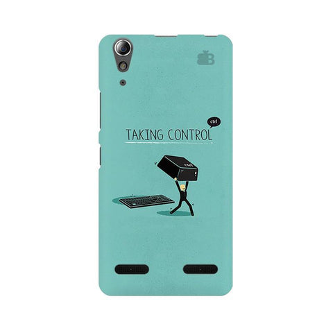 Taking Control Lenovo A6000 Phone Cover