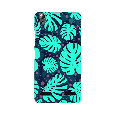 Tropical Leaves Pattern Lenovo A6000 Phone Cover