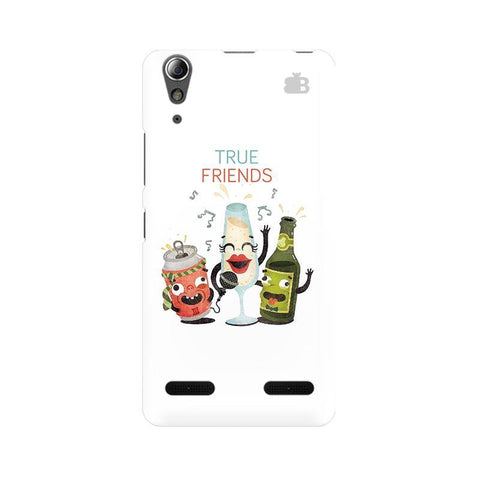True Friends Lenovo A6000 Phone Cover