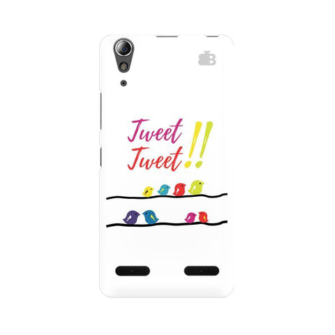 Tweet Tweet Lenovo A6000 Phone Cover