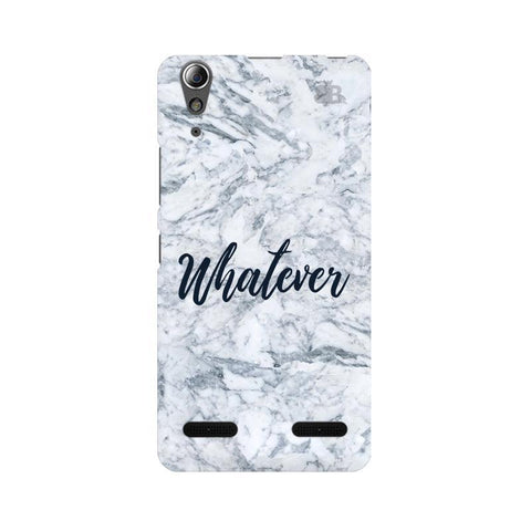 Whatever Lenovo A6000 Phone Cover