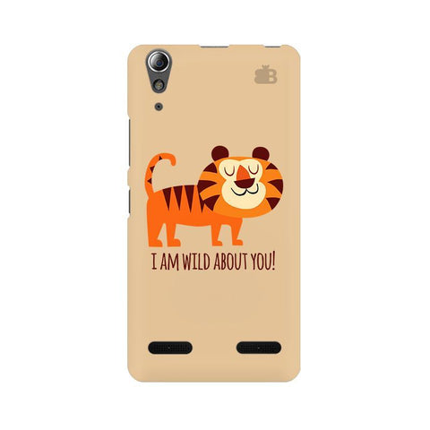 Wild About You Lenovo A6000 Phone Cover