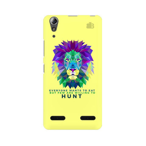 Willing to Hunt Lenovo A6000 Phone Cover