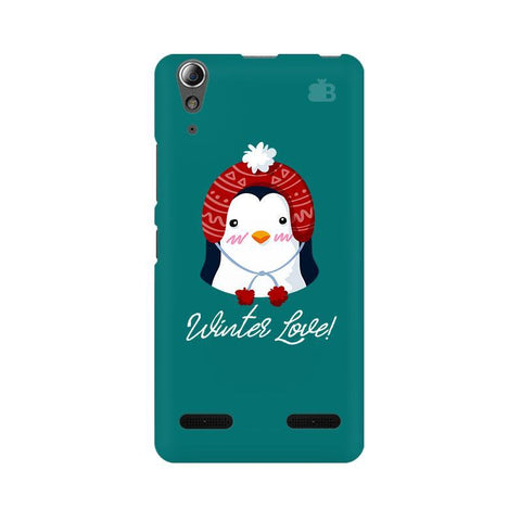 Winter Love Lenovo A6000 Phone Cover