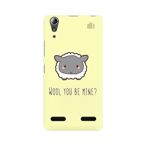 Wool Lenovo A6000 Phone Cover