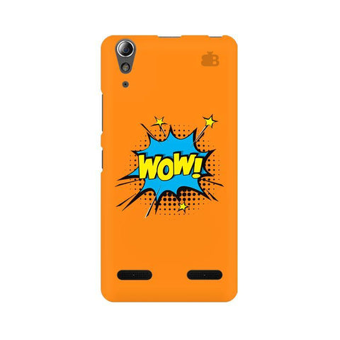 Wow! Lenovo A6000 Phone Cover