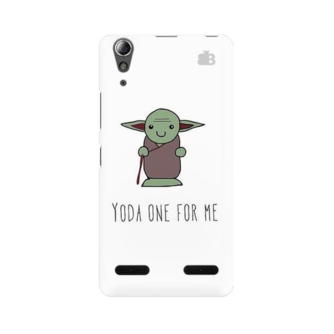 Yoda One Lenovo A6000 Phone Cover