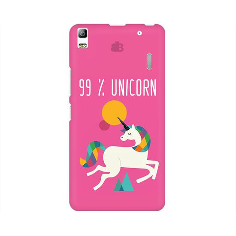 99% unicorn Lenovo A7000 Phone Cover