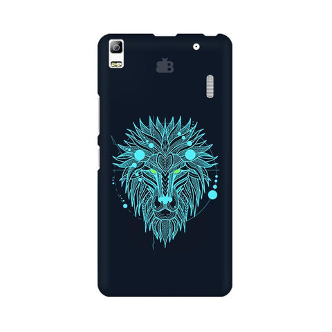 Abstract Art Lion Lenovo A7000 Phone Cover