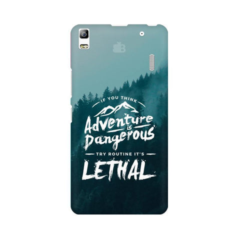 Adventure Lenovo A7000 Phone Cover