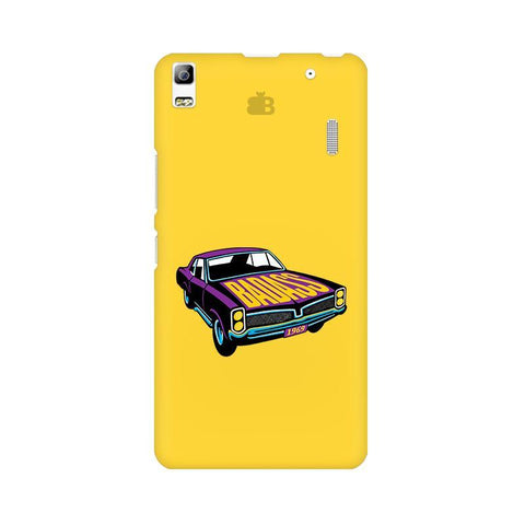 Badass Muscle Car Lenovo A7000 Phone Cover