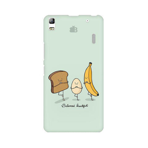 Balanced Breakfast Lenovo A7000 Phone Cover