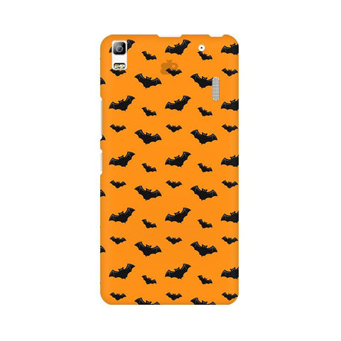Bats Pattern Lenovo A7000 Phone Cover