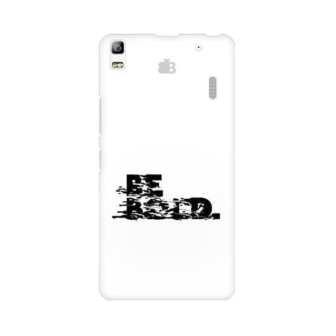 Be Bold Lenovo A7000 Phone Cover