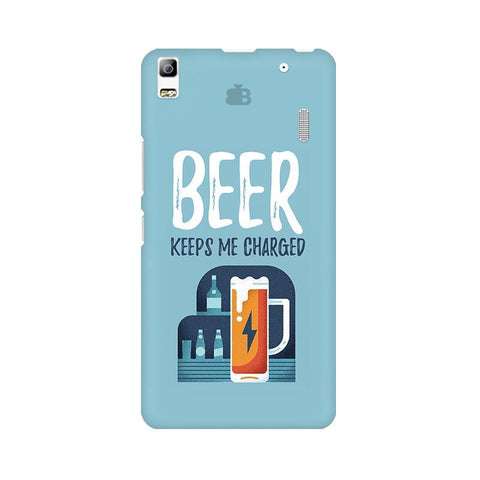 Beer Charged Lenovo A7000 Phone Cover