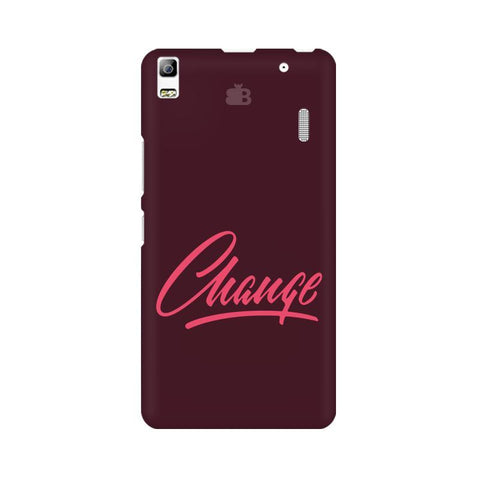 Change Lenovo A7000 Phone Cover