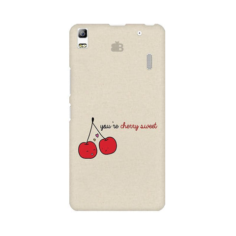 Cherry Sweet Lenovo A7000 Phone Cover
