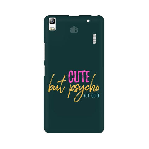 Cute but Psycho Lenovo A7000 Phone Cover