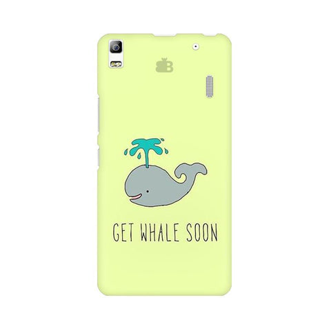 Get Whale Soon Lenovo A7000 Phone Cover