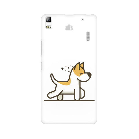 Happy Puppy Lenovo A7000 Phone Cover