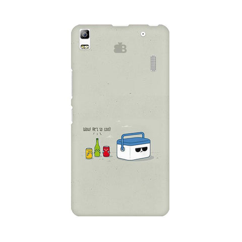 He is Cool Lenovo A7000 Phone Cover
