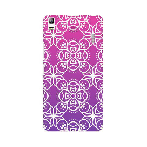 Indian Ethnic Art Lenovo A7000 Phone Cover