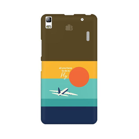 Just Fly Lenovo A7000 Phone Cover