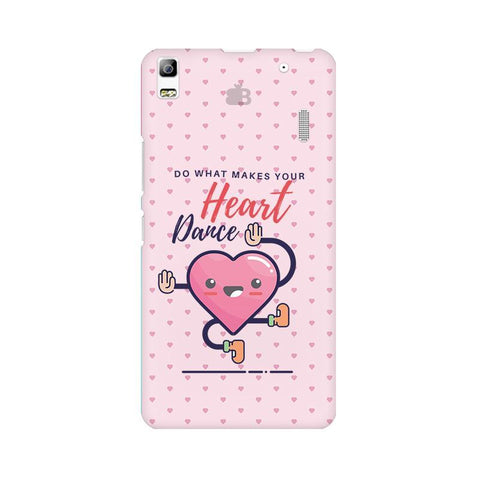 Make Your Heart Dance Lenovo A7000 Phone Cover