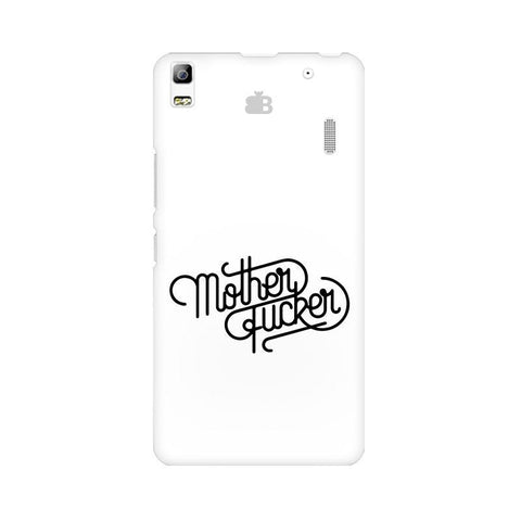 Mother F'er Lenovo A7000 Phone Cover