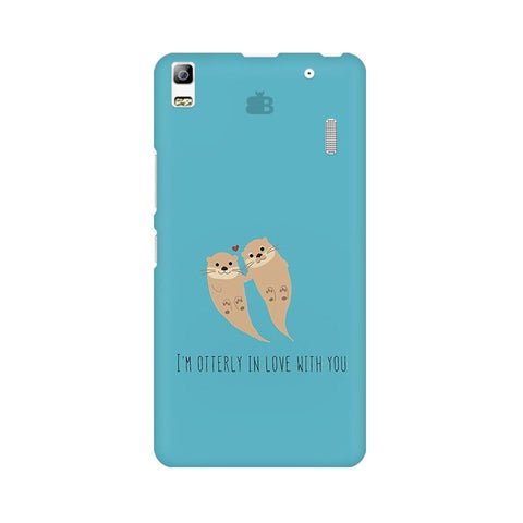 Otterly Love Lenovo A7000 Phone Cover