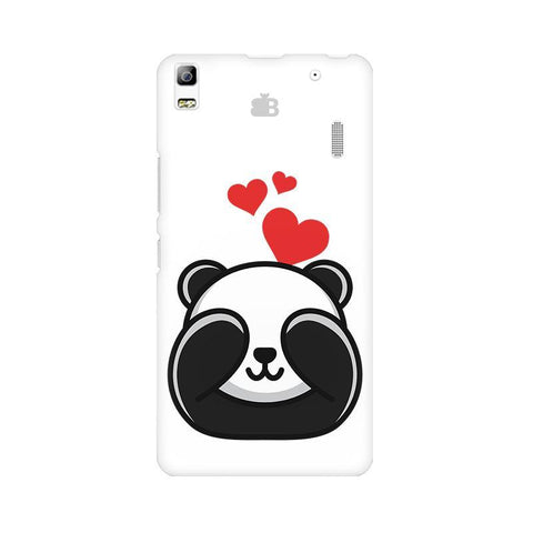 Panda In Love Lenovo A7000 Phone Cover