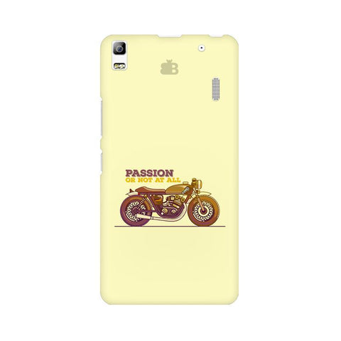 Passion for Motor Lenovo A7000 Phone Cover