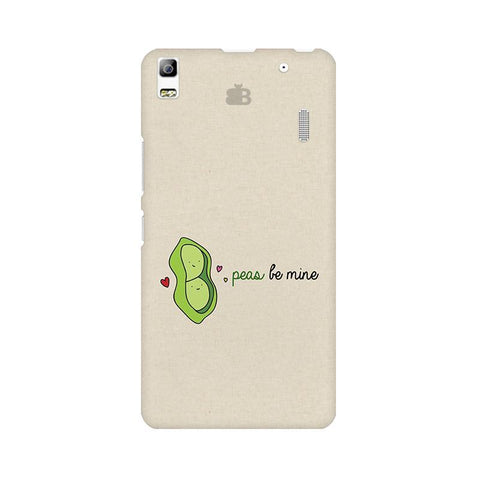 Peas be mine Lenovo A7000 Phone Cover