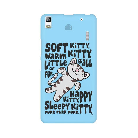 Soft Kitty Lenovo A7000 Phone Cover