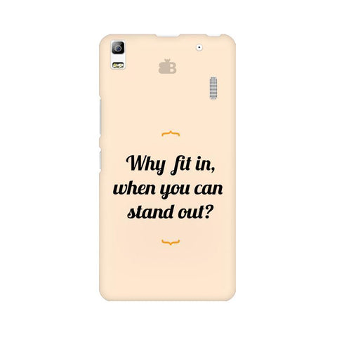 Stand Out Lenovo A7000 Phone Cover