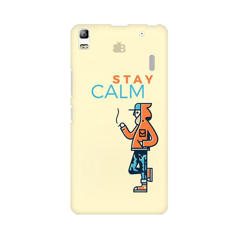 Stay Calm Lenovo A7000 Phone Cover