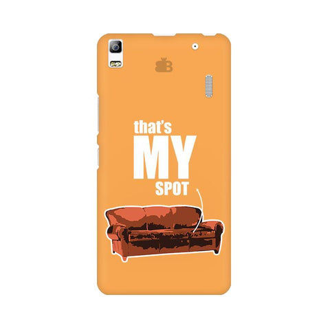 That's My Spot Lenovo A7000 Phone Cover