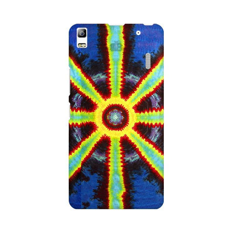 Tie & Die Pattern Lenovo A7000 Phone Cover
