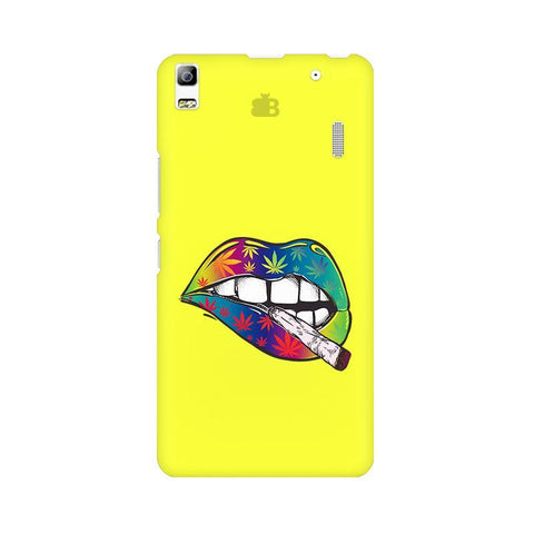 Trippy Lips Lenovo A7000 Phone Cover