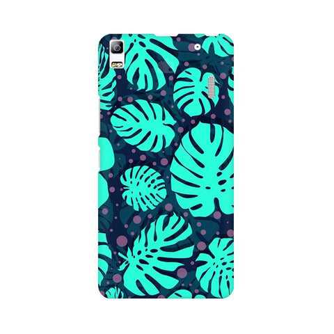 Tropical Leaves Pattern Lenovo A7000 Phone Cover
