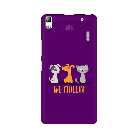 We Chillin Lenovo A7000 Phone Cover