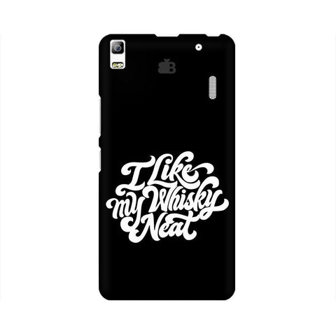 Whiskey Neat Lenovo A7000 Phone Cover