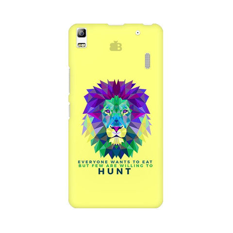 Willing to Hunt Lenovo A7000 Phone Cover
